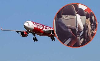 Uçakta 359 yolcunun dehşet dakikaları!
