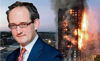 Yangın faciasının sorumluluğunu bir bürokrata yüklediler!