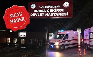 Bursa'da askerler zehirlendi!