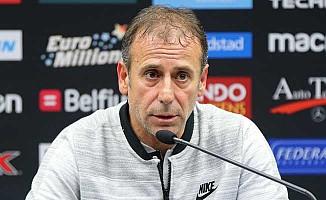 Abdullah Avcı, Club Brugge beraberliği için konuştu