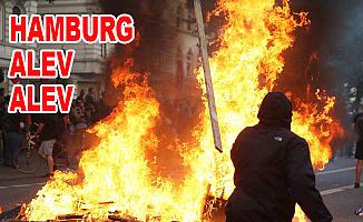 Almanya'da protestolar program değişdirtti