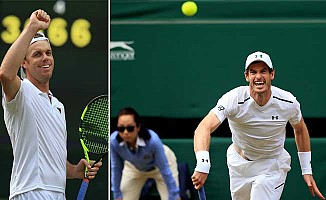 Andy Murray çeyrek finali geçemedi