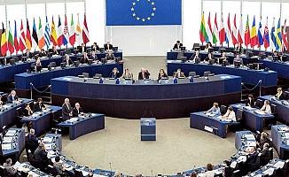 Avrupa Parlamentosu'dan skandal Türkiye kararı
