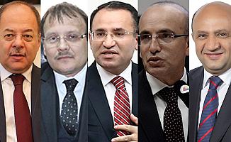 Başbakan yardımcılarının görev dağılımı açıklandı
