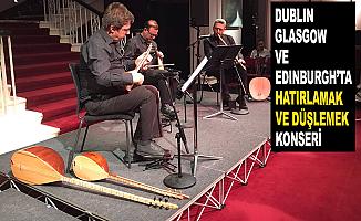 Dem Trio'dan Üç Başkentte Konser