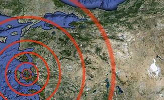 Muğla açıklarında 6,3 şiddetinde deprem