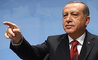 Erdoğan : Ülkemize yönelik tehditleri asla affetmeyiz