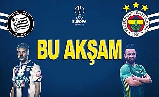 Fenerbahçe, Avrupa'daki 217. sınavına çıkıyor