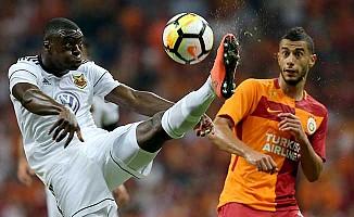 Galatasaray'dan UEFA Avrupa Ligi'ne Erken Veda