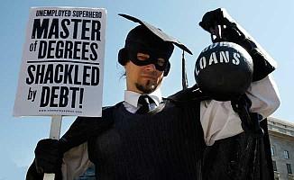 Gençler hayata borç yüküyle atılıyor!