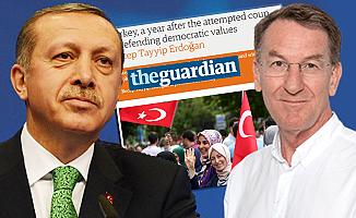 Guardian'dan 'Erdoğan' iddiasına tekzip