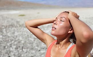 Güneş çarpması tedavi edilmezse ölüme nedeni