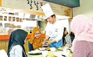 Güney Kore'de helal restoran sayısı 250'yi geçti