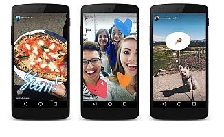 Instagram hikayelere yepyeni özellik ekleniyor