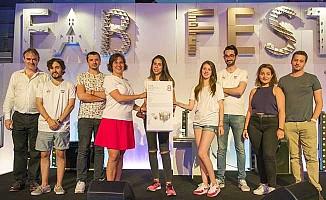 İzmir Ekonomi Üniversitesi'ne Londra'dan ödül