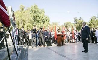 Kıbrıs Barış Harekâtı'nın 43. yıl dönümü