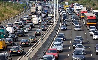 Korkunç haftasonu: 9 milyon araç trafiğe çıkıyor