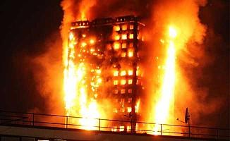 Londra polisi, yangından sağ kurtulanları açıkladı!