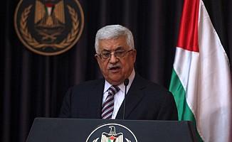 Mahmud Abbas: Egemenlik hakkı bizimdir!