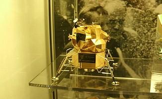 'Altın Ay Modülü' sergilendiği müzeden çalındı