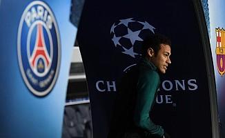 Neymar PSG'ye
