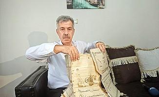 Osmanlı torunu Bilâl'in isteği Türkiye kimliği