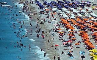Turist sayısı arttı, gelir azaldı