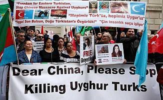 Urumçi Katliamı Londra'da Protesto Edilecek