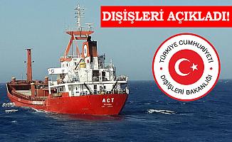 Yunan botları Türk gemisine ateş açtı!