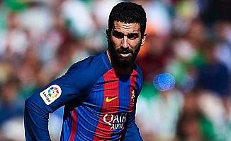 Arda Turan, yeniden Barcelona kadrosunda