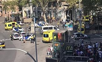 Barcelona'daki saldırıda yaralananlardan biri Türk çıktı