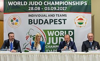 Dünya Judo Şampiyonası yarın başlıyor