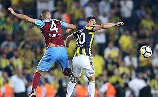 Fenerbahçe: 2 - Trabzonspor: 2