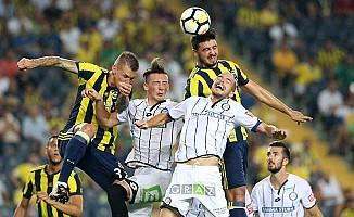 Fenerbahçe play-off turuna yükseldi