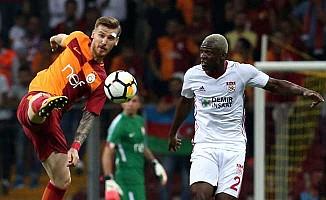 Galatasaray karşısında Sivas'ın çabası yetmedi: 3-0