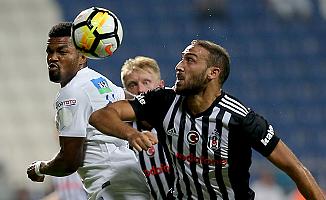 Beşiktaş, Kasımpaşa deplasmanında beraberliğe razı oldu