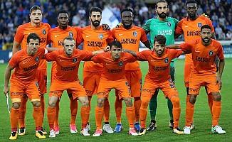 Medipol Başakşehir, Avrupa'da 10. maçına çıkıyor