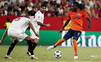 Medipol Başakşehir ile Sevilla berabere kaldı