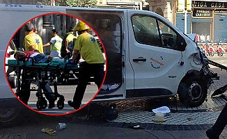 Saldırganlar Türk restoranına girdi