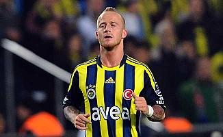 Stoch, Fenerbahçe'ye veda etti