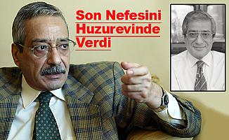 Ünlü TRT spikeri Mertcan hayatını kaybetti