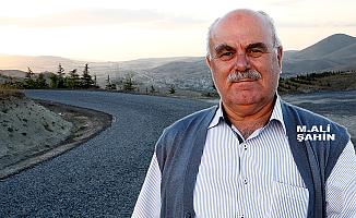 Yarım asırdır kullanılmayan köy yolu yeniden trafiğe açıldı