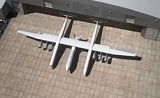 Dünyanın 2 gövdeli en büyük uçağının görevi belli oldu