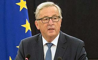 Avrupa Konseyi Başkanı  Juncker Türkiye'yi suçladı