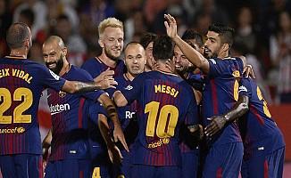 Barcelona kolay kazandı