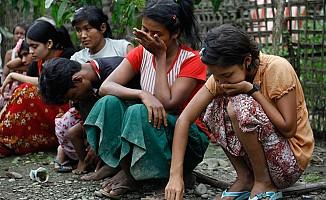 BM, Bangladeş'e sığınan Arakanlı Müslüman sayısını açıkladı