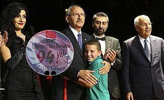 CHP, 94'üncü Kuruluş Yılını Kutluyor