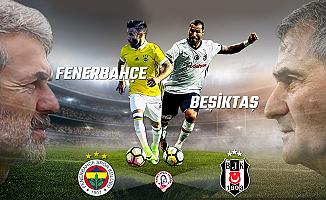Fenerbahçe ile Beşiktaş'ın 344. randevusu