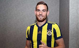 Janssen, Fenerbahçe formasını giydi