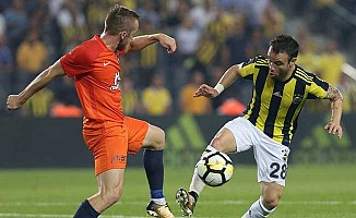 Fenerbahçe'ye Kadıköy'de Başakşehir Dersi